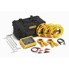 Fluke Erdungsmesser-Kit FLUKE-1623-2 KIT 0100 4325170 Erdungsmesser-Kit