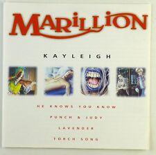CD - Marillion - Kayleigh - A4533