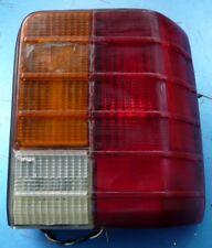 Ford Festiva Right or Passenger's Side  Tail Light Taillight Ribbed Model