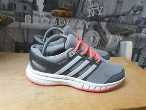 Adidas Adiprene + Running Women's Grey Trainers Size UK 6.5 EU 40