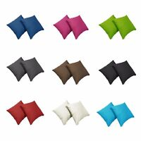 MyLayabout Scatter Cushions  - Removable & Washable waterproof Cover. Set of 2