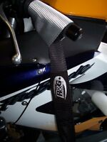 R&G Straps - Handlebar Top Straps Motorcycle Tie Down Transport straps