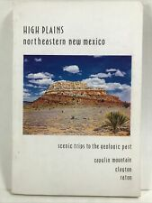1967 High Plains Northeastern New Mexico Scenic Trips to the Geologic Past Book