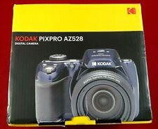*BRAND NEW!* KODAK PIXPRO AZ528 BLUE 16 MP 52X ZOOM DIGITAL CAMERA. Wi-Fi, 1080p