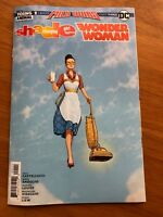 SHADE THE CHANGING GIRL WONDER WOMAN SPECIAL #1 DC COMICS 2018 NM+