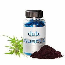 Natural Muscle Builder Testosterone Muscle Recovery BCAA By DUB Nutrition $50