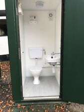 NEW Portable Toilet;HIRE, Site Toilet; Portable Building;Toilet Block;