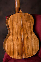 Classical Guitar CUSTOM DIY Kit. All Solid Wood..Spruce Top+INDIAN ROSEWOOD BODY