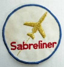 "New ListingNorth American Aviation Inc Sabreliner Vintage Aircraft Airplane 4"" Patch"