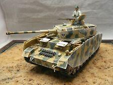 1/35 Built German Panzer IV Ausf H Medium Tank