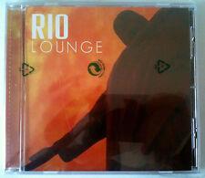 RIO LOUNGE - 14 TITRES -  CD NEUF (A2)