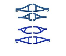 RPM Front & Rear COMPLETE Set BLUE A-ARMS 1/16 Traxxas E-Revo Summit 80605 80695