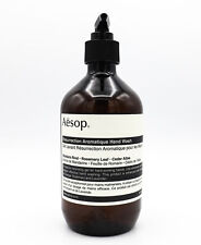 Aesop Resurrection Aromatique Hand Wash 500ml NEW Scuffed Small Amount Leaked