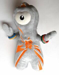London 2012 Olympics Wenlock Mascot Plush