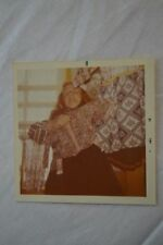 Unusual Vintage Photo Woman Battles Wardrobe Attack Mode Malfunction 843