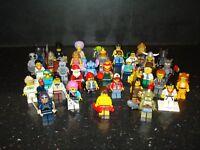 Lego Genuine - Minifigures Series 11.to.17 / Mini Figure - Multiple Variations!