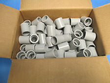 """Cantex 3/4"""" PVC Pipe Couplinng, Aprox 100, New Surplus"""