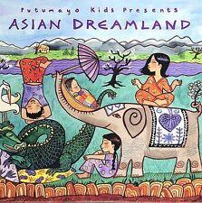 PUTUMAYO KIDS Asian Dreamland CD NEW Shang Shang Typhoon Zulya Lei Qiang Rikki