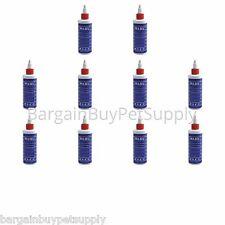 Wahl Clipper Trimmer Blade Oil 4 oz. 3311 Lot of 10 Bottles
