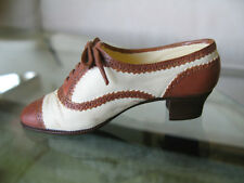 Just The Right Shoe New Brogue Ballyhoo 25416 Miniature Collectables