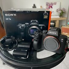 Sony Alpha A7 III + Extra Batteries - Body Only (ILCE7M3B.CEC)