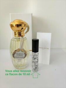 ANNICK GOUTAL Un Matin d'orage échantillon parfum (decant 10 ml ) EDT