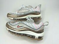 Nike Air Max 98 Orewood Brown Lava Glow Running CI9907-100 Women's Size 5 New