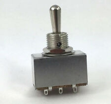 Chrome 3-way Pickup/Toggle Switch for Danelectro® Guitar/Bass EP-4368-010