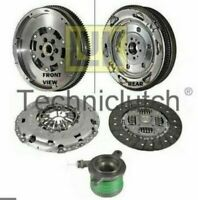 LUK CLUTCH KIT, CSC, DUAL MASS FLYWHEEL FOR VW AMAROK 2.0 BITDI 4MOTION