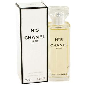 Perfume Mujer CHANEL N° 5 Paris Eau Premiere Fragancia Aerosol Spray 75ML