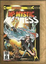 Ms Mystic #3 vfn/nm 1988 Neal Adams scarce Continuity Comics US Comics