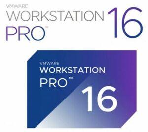 VMware Workstation Pro 16 License Keys Lifetime | Official Fast Delivery