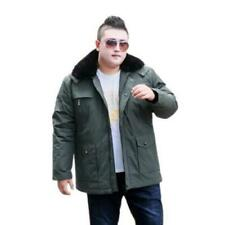 XL-10XL Mens Winter Loose 90% Duck Down Puffer Jackets Thicken Warm Outwear L