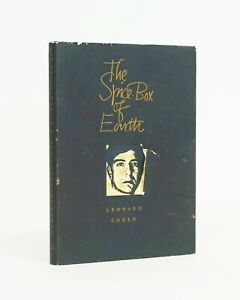 Leonard Cohen -  Spice Box of Earth - First Edition.