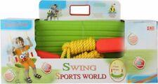 Toys Swing Sports Childrens Kids Outdoor Garden Yard Little Swing Set Toy.