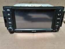 2008-2010 CHRYSLER 300 RADIO DISPLAY AND RECEIVER AM FM CD DVD NAVIGATION