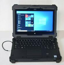 Dell Latitude 12 Rugged 7204 Laptop i5-4310U 2.0Ghz 16Gb 256Gb Sdd - Issue