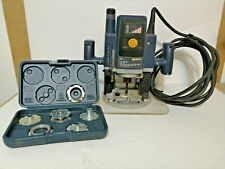 Bosch 1613EVS PLUNGE ROUTER W/ Templet Guides complete set Bosch RA1125