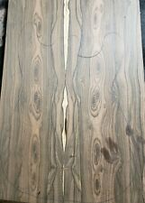 Ziricote guitar top wood or bass figured wood for luthier supply 5a