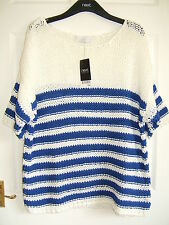 Striped Plus Size NEXT Jumpers & Cardigans for Women