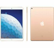 """APPLE iPad Air (2019) 64 GB eMMC 10.5"""" lector de huellas digitales oro tablet iOS"""