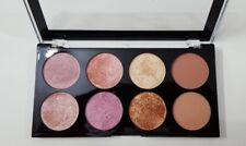 Makeup Revolution Coloretes Resaltador Bronzer Paleta Dorado Azúcar 2