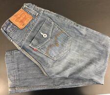 Levi's 514 Men's Original Slim Straight 29x30 (28x28.5) Denim Jeans