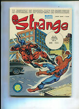 FRENCH AMAZING SPIDER-MAN STRANGE #116 (8.5) 1ST TARANTULA