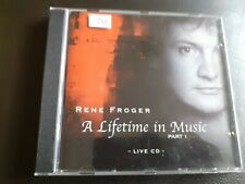 CD, Rene Froger - A Lifetime in Music, Part 1, Live CD, 16 Hits, nr. 238.