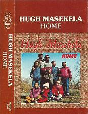 Hugh Masekela Home CASSETTE ALBUM Gallo Records MCMUN 9001 Jazz  Funk  1982