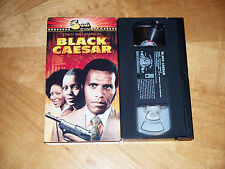 Black Caesar (VHS, 1973, Soul Cinema)Fred Williamson, Art Lund