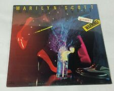 MARILYN SCOTT without warning LP Record 1983s