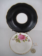 Unboxed Royal Staffordshire Pink Porcelain & China