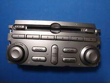 09-12 Mitsubishi Galant Radio Audio CD Player Faceplate Control Panel 8002A870HA